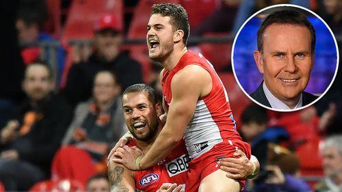 Tony Jones: Are the Sydney Swans creating a football fairytale?