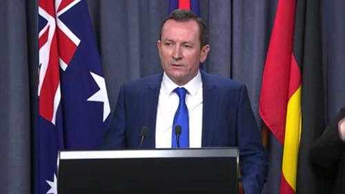 WA Premier Mark McGowan has backed an anticipated ban on flight arrivals from India.