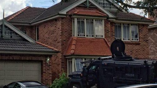 Sydney teen rape drugging Glenwood Auburn Year 12 high school formal men jailed crime news NSW Australia