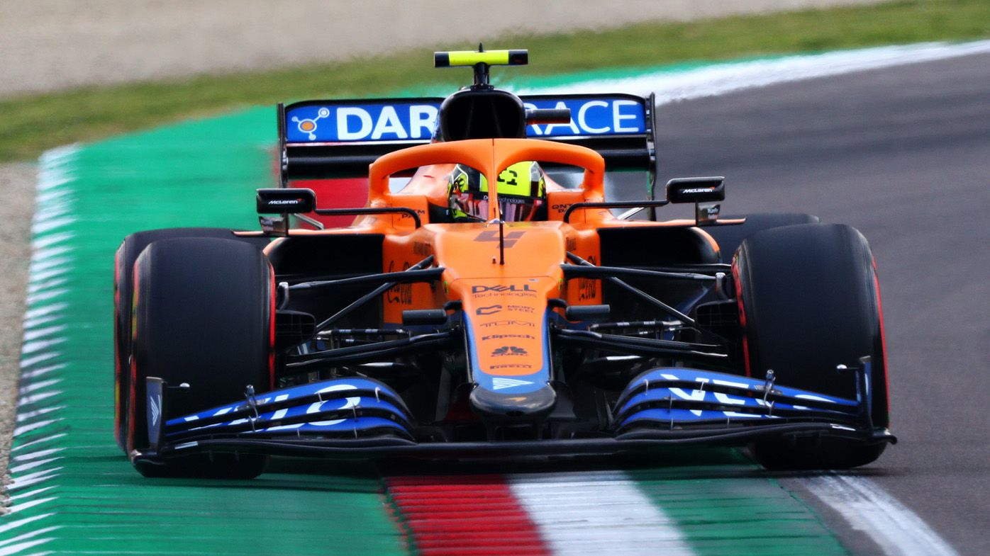 'I effed it all up': Lando Norris' blunt assessment after blunder ruined lightning-quick lap