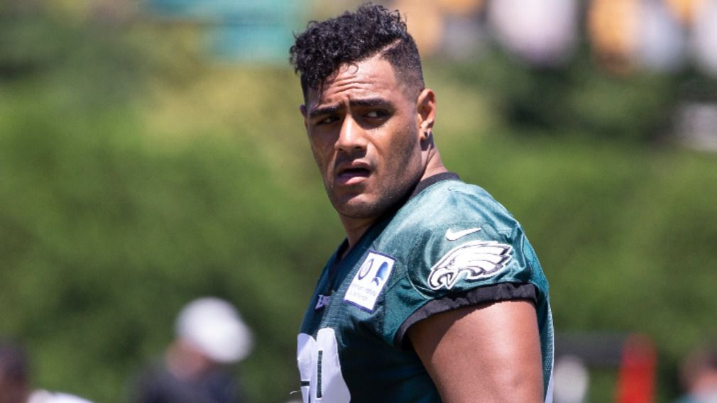 Former South Sydney big man Jordan Mailata makes NFL cut