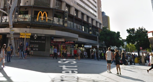 Four charged with attempted murder after teen stabbed in Brisbane's Queen St Mall