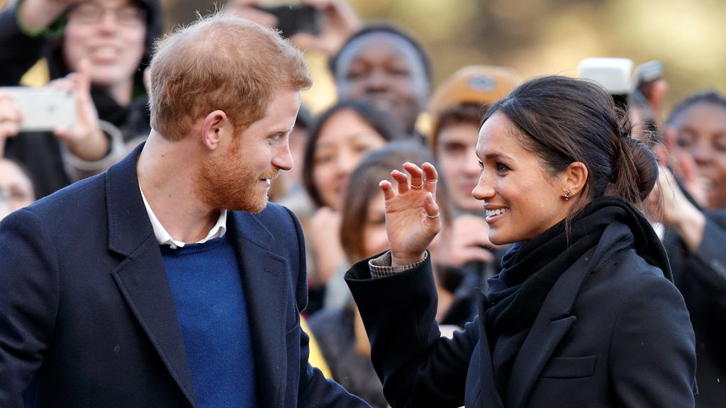 Charlotte woman meets Prince Harry, Meghan Markle