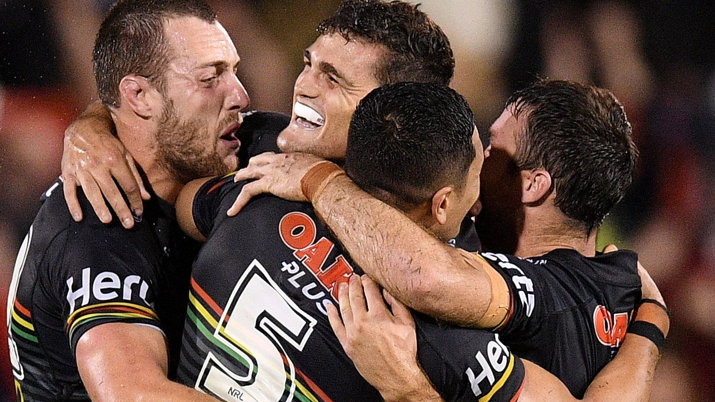 'This is what dreams are made of': Prophetic Nathan Cleary saves Penrith Panthers in golden point madness