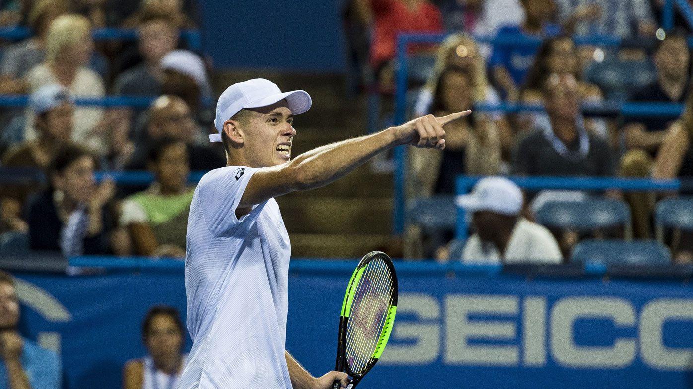 De Minaur through to ATP Tour 500 final