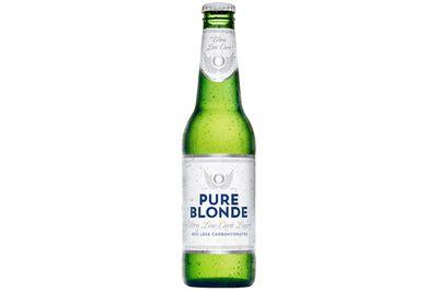 Pure Blonde Ultra Low Carb (355ml): 387kj