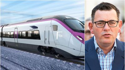 Train trips to Geelong to be halved with high speed rail promise