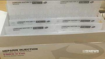 Medication taken by thousands at centre of nation-wide recall