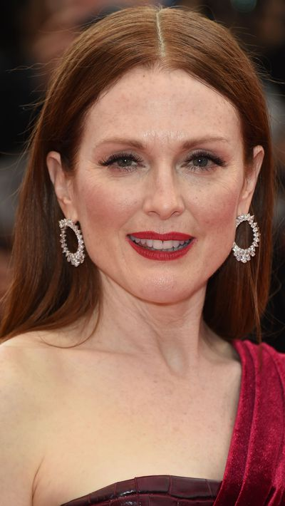 <p><strong>Julianne Moore</strong>'s muted red lip was a <em>Honey </em>favourite.</p>
