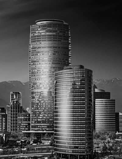 Sanhattan, Chile (2021)