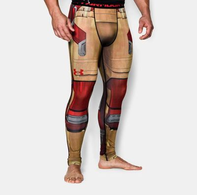 <strong>Under Armour Iron Man leggings</strong>