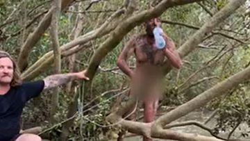 NT mangrove naked fugitive