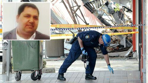 DNA ties Rozelle shop owner to deadly fire: police
