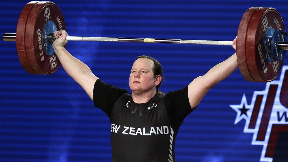 NZ transgender weightlifter Laurel Hubbard wins medal at World Championships