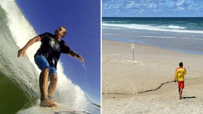 Surfer fought off 2.6m great white shark