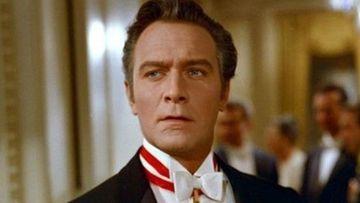 Christopher Plummer in Sound of Music as Captain von Trapp
