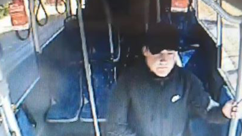 Police have released CCTV relating to a man they believe is targeting elderly men in violent robberies in Melbourne.