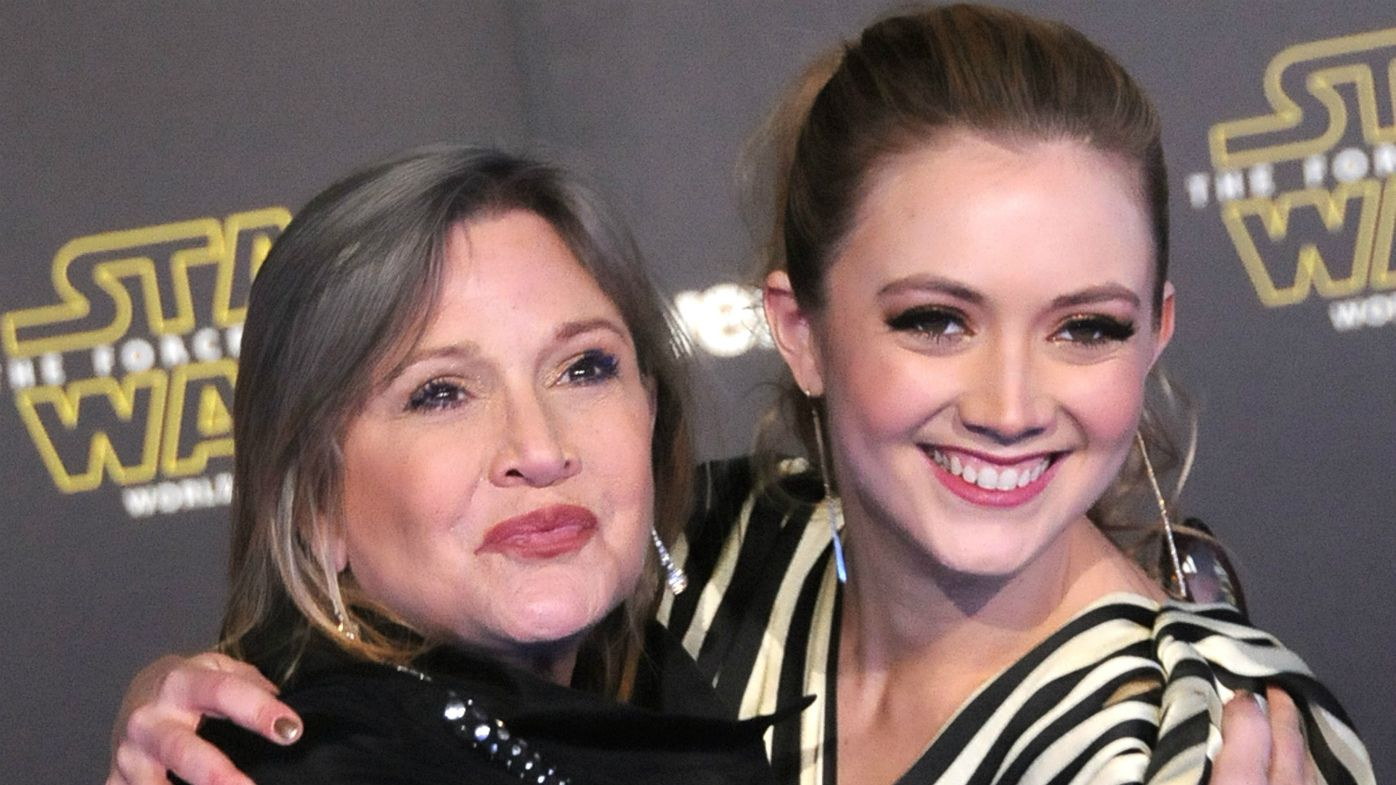 Billie Lourd's Tribute To Mother Carrie Fisher Is Simply Magical