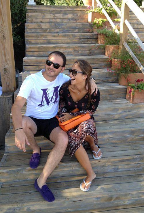Mina Basaran was due to marry businessman Murat Gezer on April 14. (Facebook)