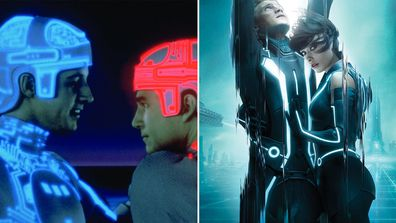 TRON (1982) and TRON: Legacy (2010)