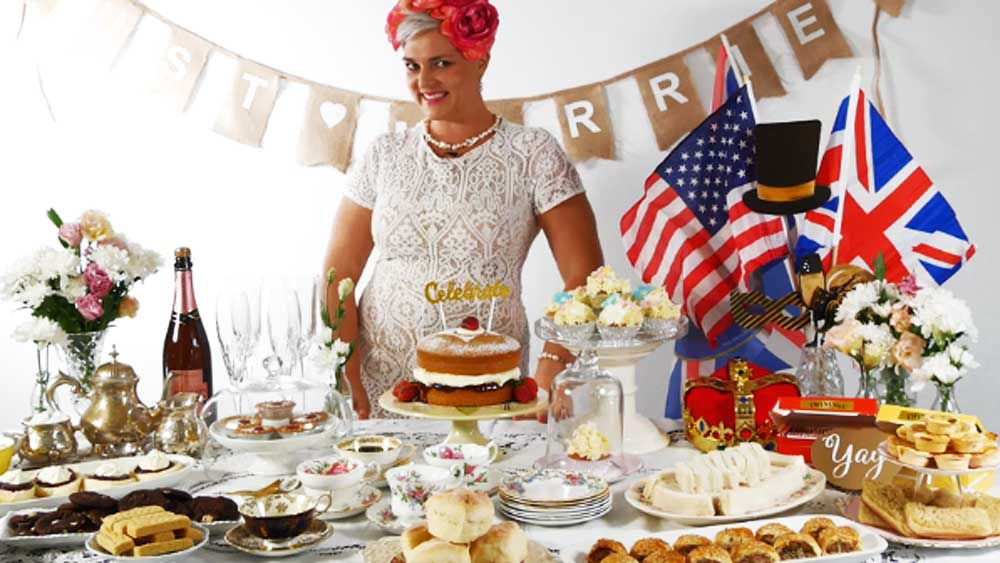 How to host a Royal Wedding viewing party high tea