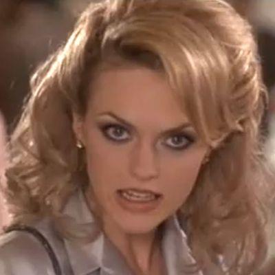Elaine Hendrix as Lisa Luder: Then