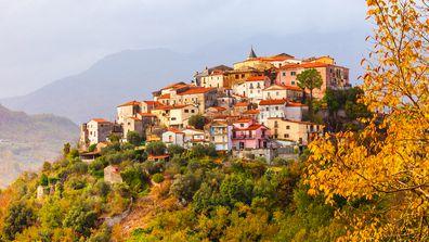 Molise, Italian town