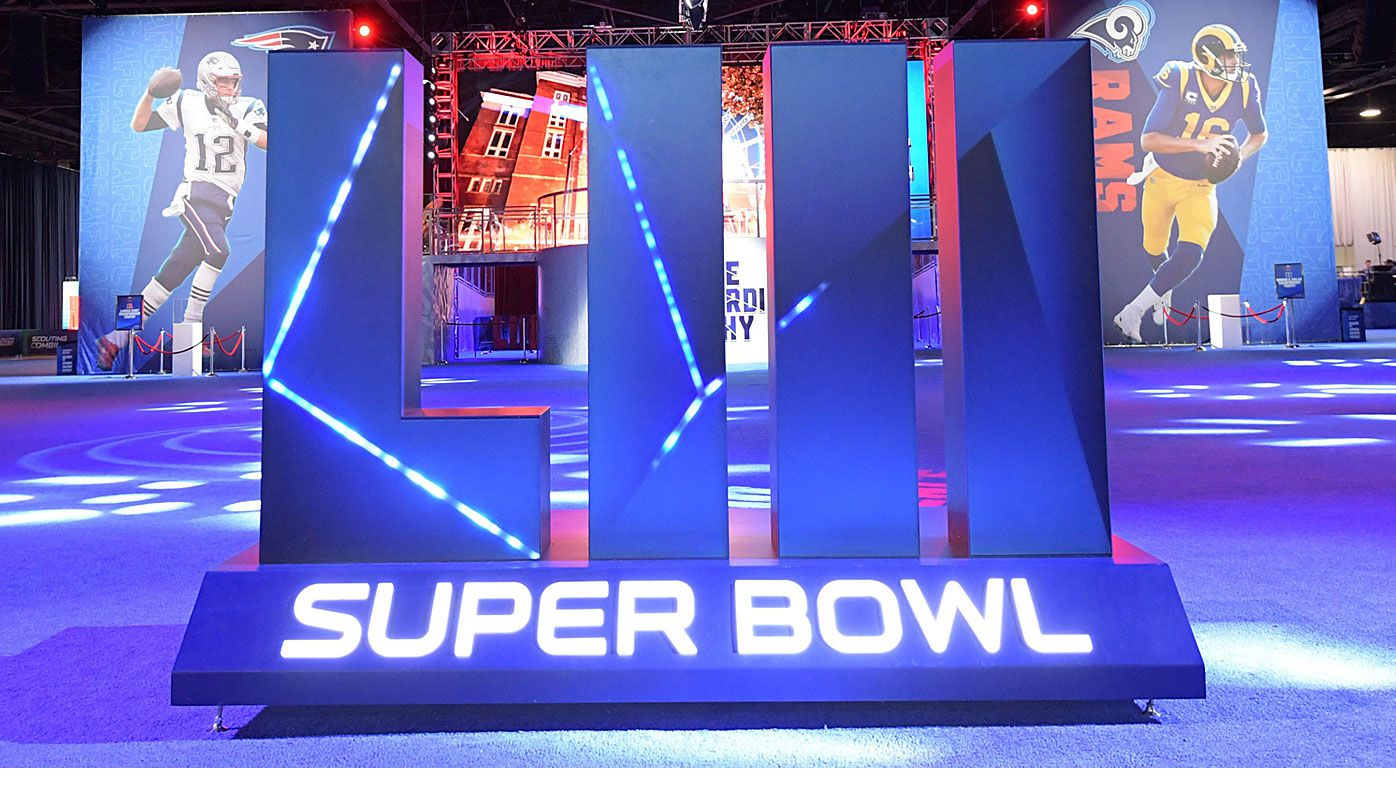 Atlanta is hosting Super Bowl LIII
