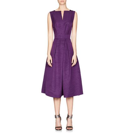 "Aurelio Costarella Calliope dress, $899 at <a href=""http://shop.davidjones.com.au/djs/ProductDisplay?urlRequestType=Base&amp;catalogId=10051&amp;categoryId=1020560&amp;productId=10063007&amp;errorViewName=ProductDisplayErrorView&amp;urlLangId=-1&amp;langId=-1&amp;top_category=1020560&amp;parent_category_rn=&amp;storeId=10051"" target=""_blank"">David Jones</a><br>"