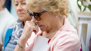 Ann Reeves, the daughter of Elsie Devine who died at Gosport War Memorial Hospital. (AAP)