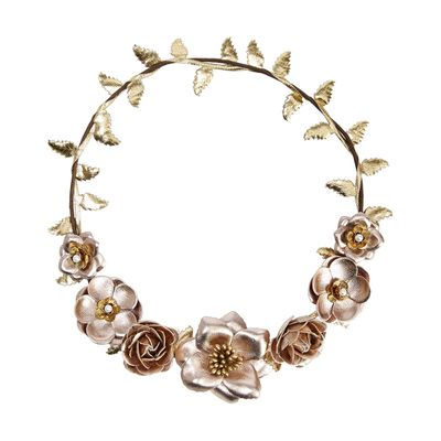 "<a href=""http://www.kmart.com.au/product/crown-headband---rose-gold/1089379"" target=""_blank"" draggable=""false"">Kmart Crown Headband, $9.</a>"