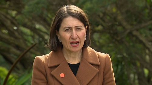 Gladys Berejiklian has reported 19 new coronavirus cases in NSW.