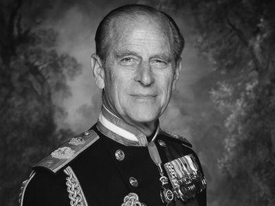 Prince Philip dead at 99, April