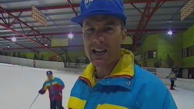 Getaway Rewind: David Reyne's first Getaway segment from 1992