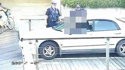 The woman is accused of driving at three times the legal limit (Supplied).