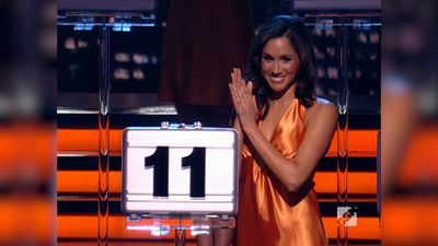 Meghan Markle had to 'stuff her bra' and was subjected to 'inspections' on 'Deal or No Deal'