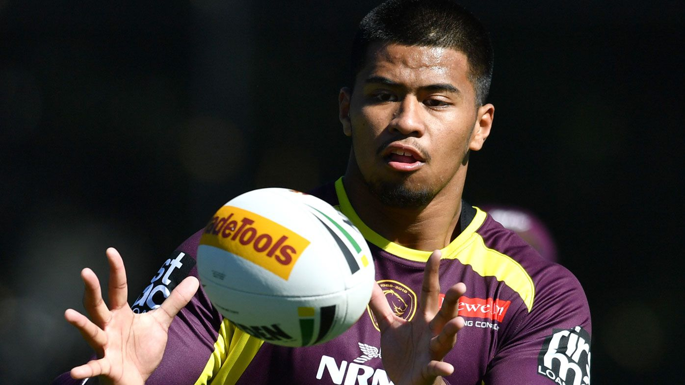Brisbane Broncos star Payne Haas fined $20,000, suspended for Integrity Unit breach