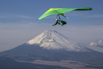 <strong>Mount Fuji, Honshu Island Japan</strong>