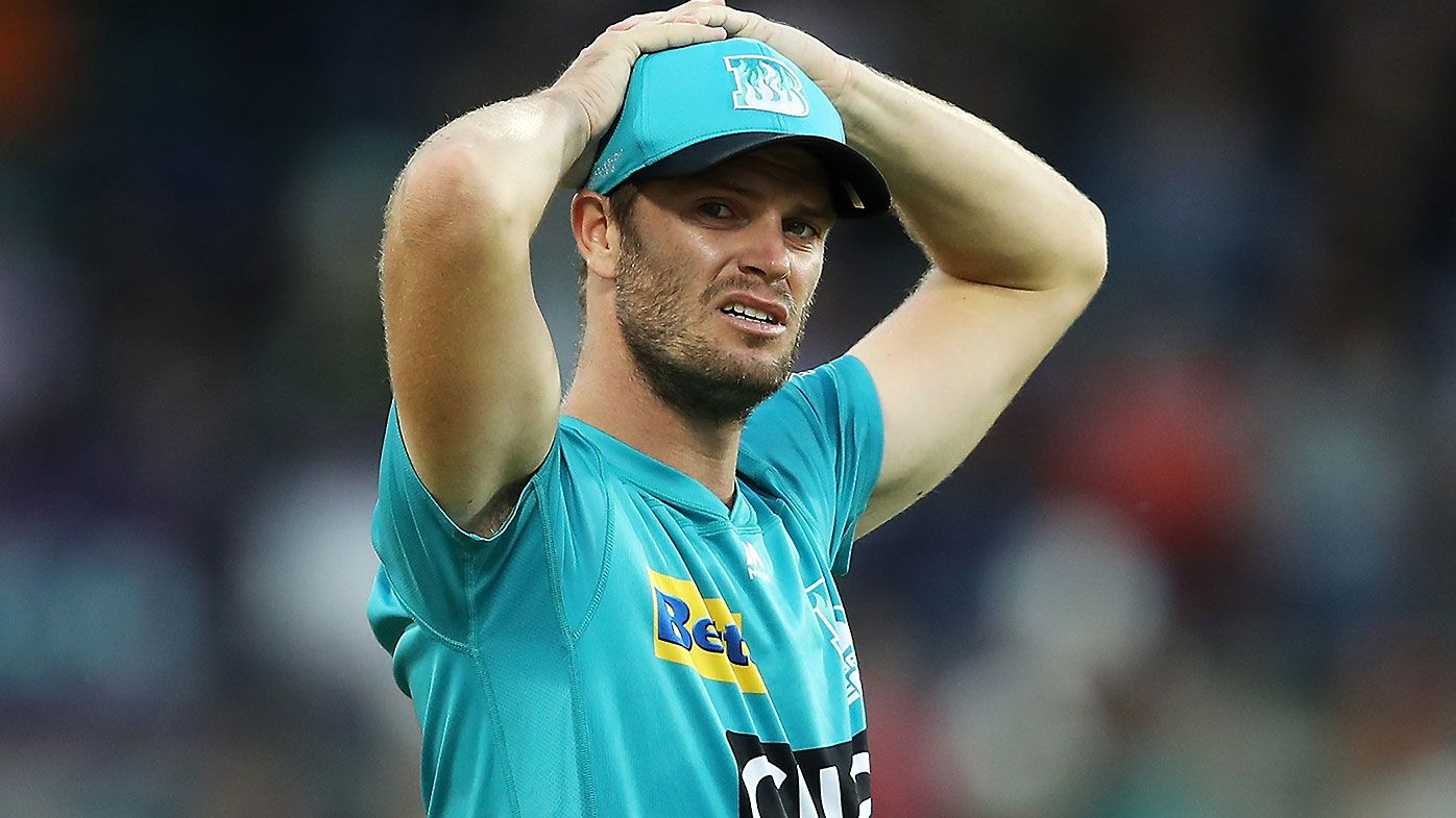 Brisbane Heat paceman Mark Steketee fumes after shock X-Factor substitution in knockout BBL clash