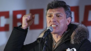 Russian opposition leader Boris Nemtsov has reportedly been shot dead in Moscow. (AAP)