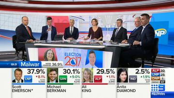 Greens a strong chance to win first ever Queensland seat