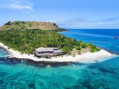 VOMO Fiji island resort