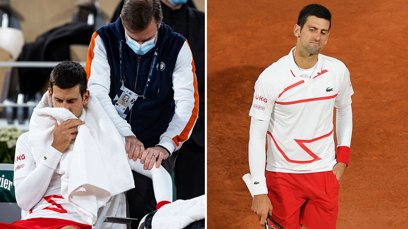 'Maybe it's the pressure': Carreno Busta whacks Djokovic for medical time-out