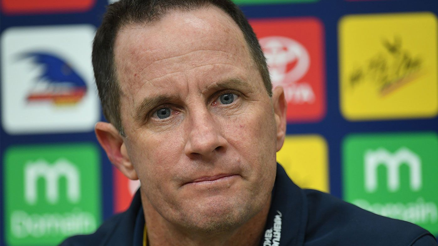 Don Pyke launches passionate defence of Adelaide captain Taylor Walker