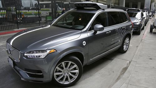Uber's autonomous car heads out for a test drive in San Francisco. Uber has decided to stop testing autonomous vehicles on California public roads by letting its state permit expire on Saturday, March 31, 2018