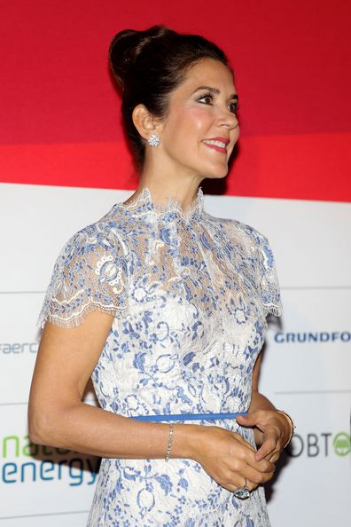 Princess Mary in Paris day 2