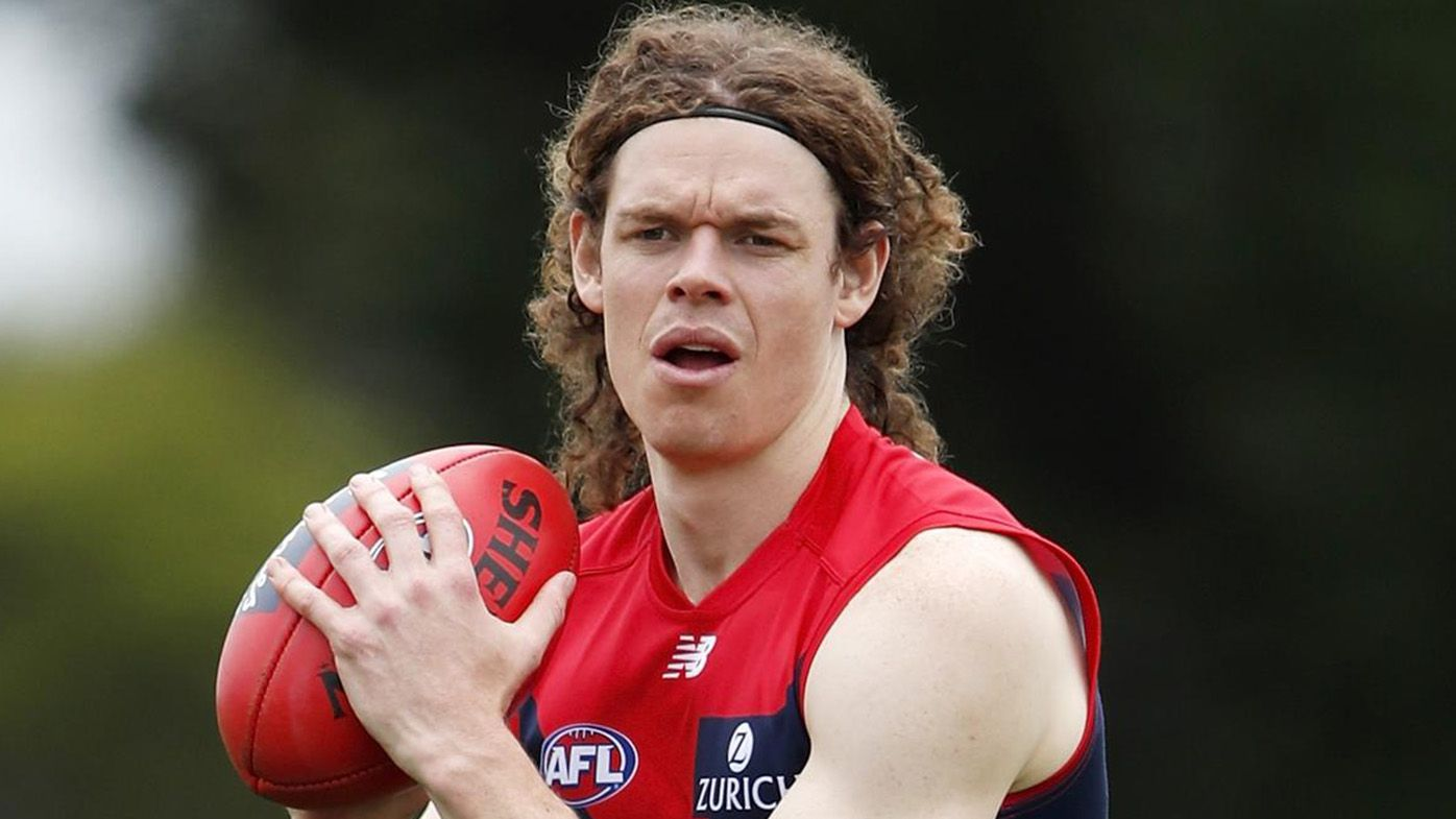 Prized Melbourne recruit Ben Brown set for first game against former club North Melbourne