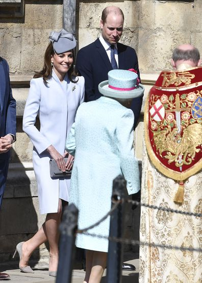 Why Kate and Zara curtsy differently in front of the Queen