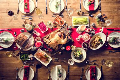 How much weight you'll gain over Christmas (and what you need to do to burn off all that food)