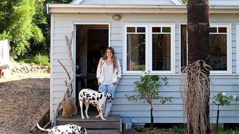 An artist's home in Kangaroo Valley